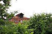 Чудесный дом с мезонином.