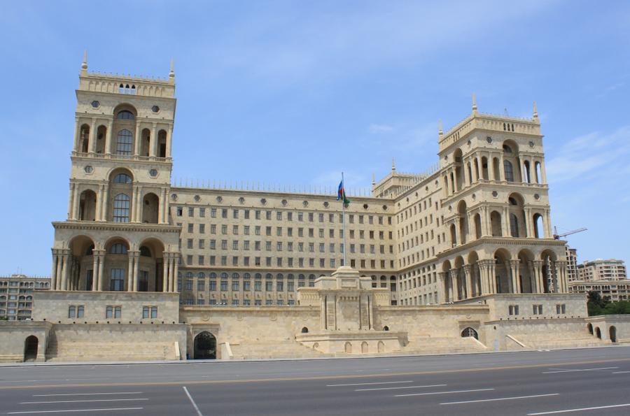 Азербайджан — Баку, Габала , природа