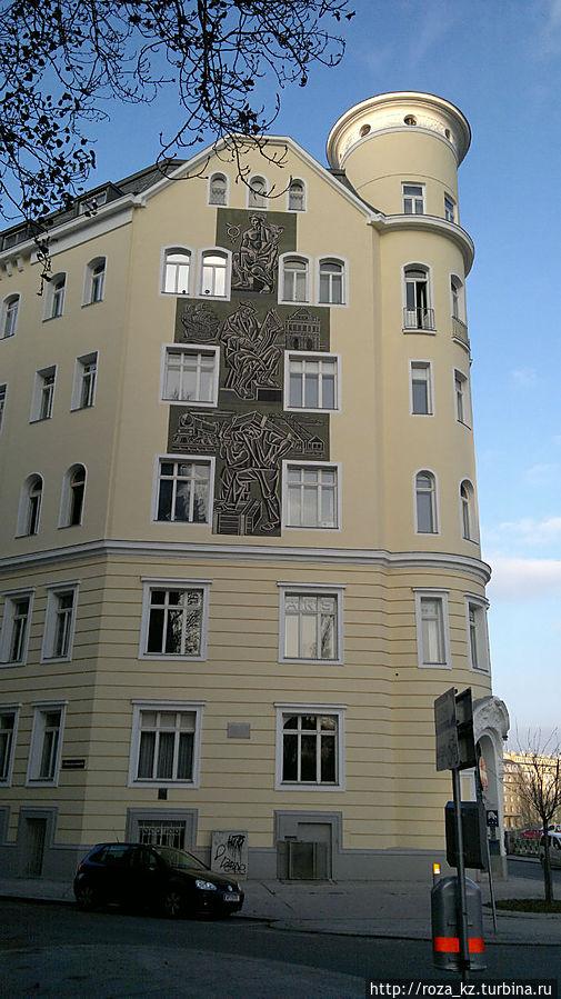 здание, в котором также расположен отель