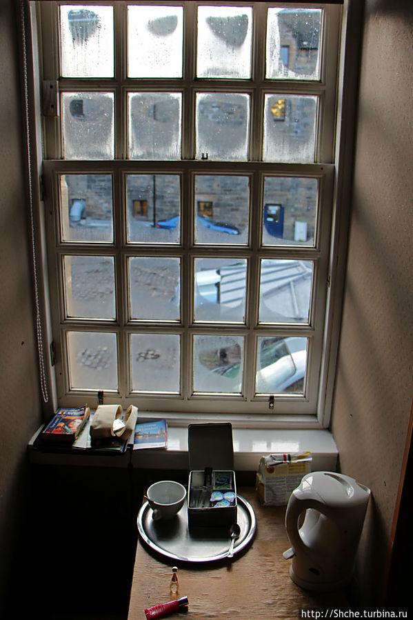 Запотевшие окна после кипячения чайника...
