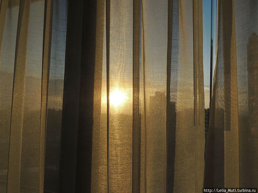 утро в Алтише!