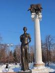 Памятник студенчеству Томска
