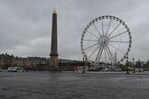Египетский обелиск на площади Согласия в Париже