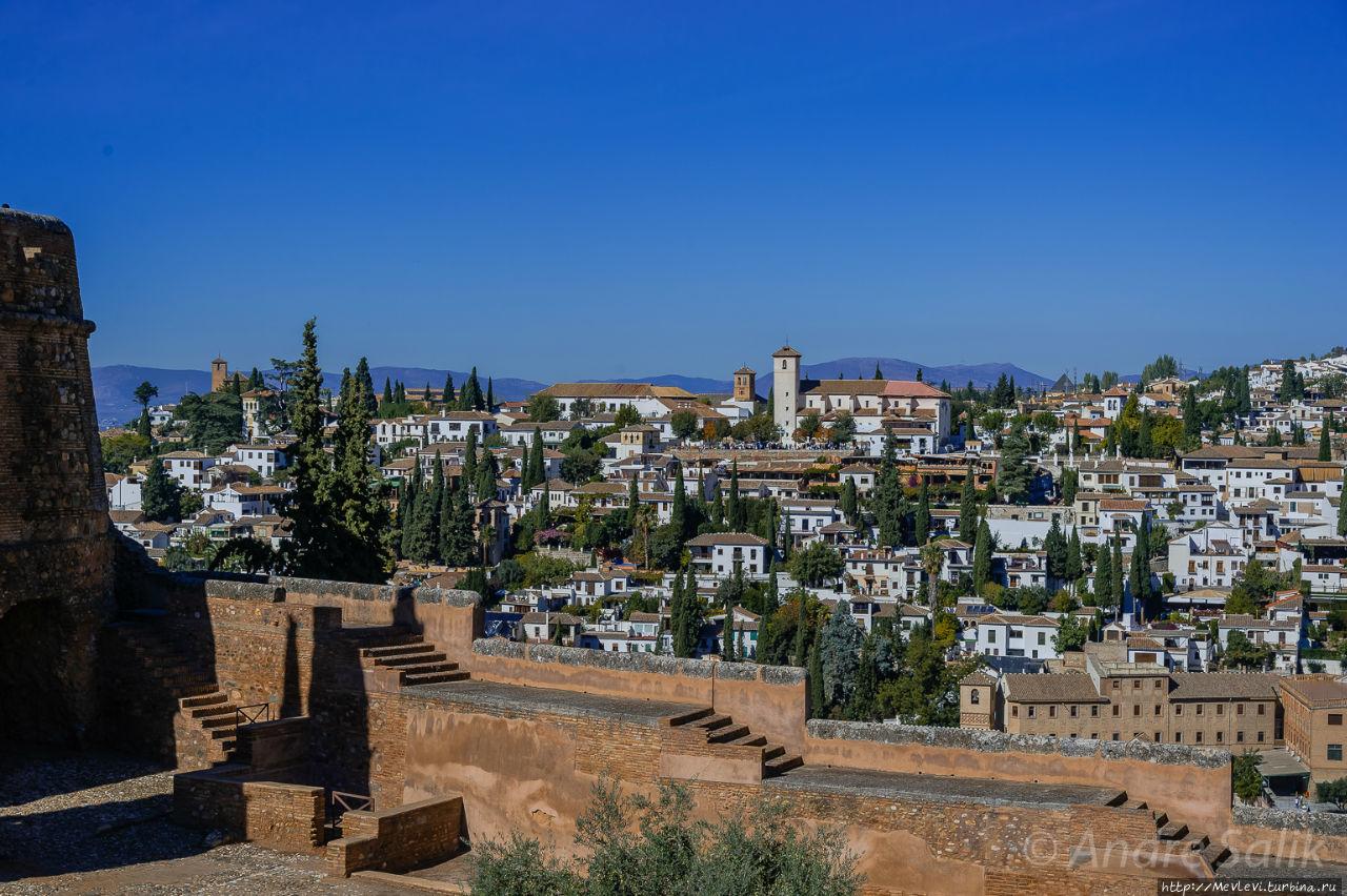 Альгамбра (Дворцы Насридов) Гранада, Испания