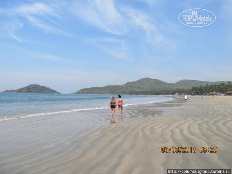 Вот этот замечательный пляж — Палалем