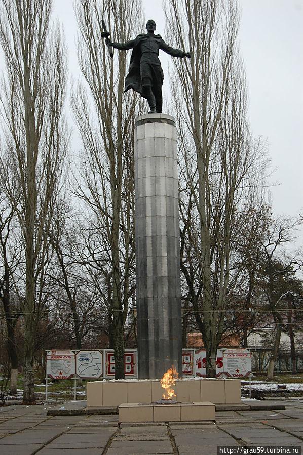 Мемориал Славы Аткарск, Россия