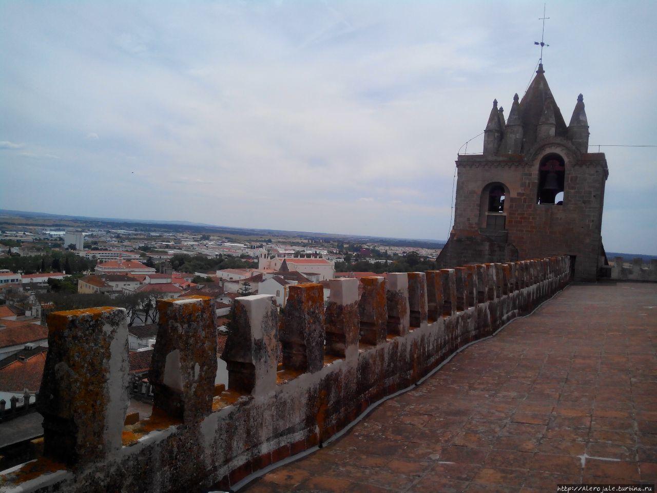 Эворский собор Эвора, Португалия