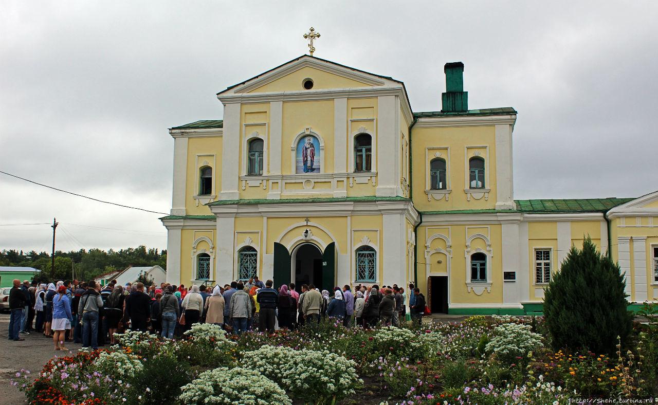 История родного края. Старый монастырь для старых казаков