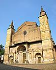Кафедральный собор Фидензы заложенный Святым Доннином