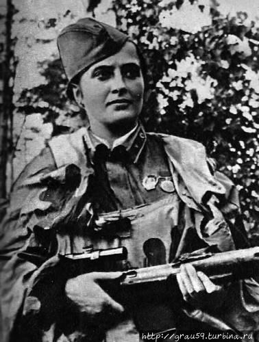 Павличенко (фото из интернета)