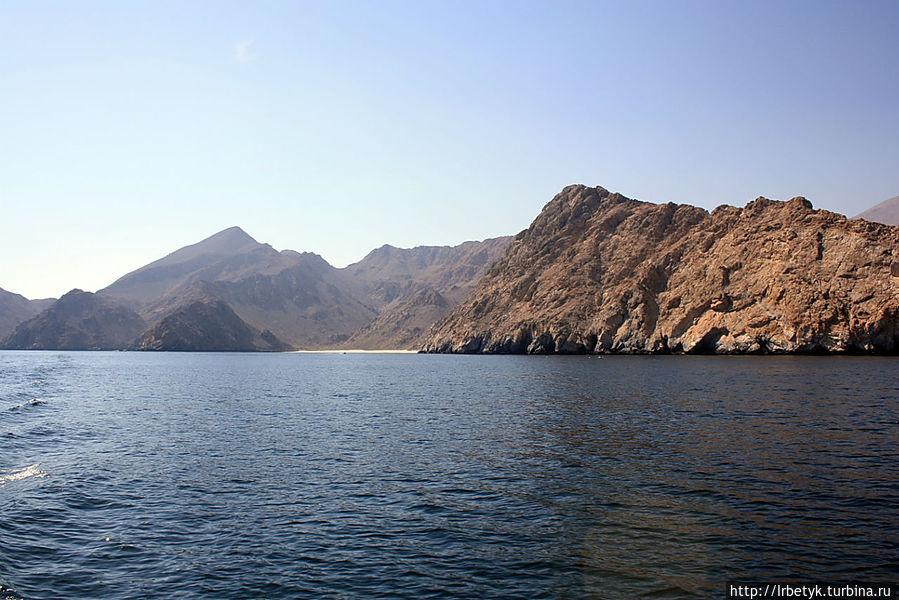 Выходной в Омане Регион Мусандам, Оман