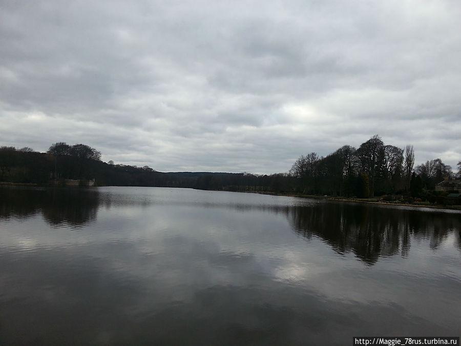 Озеро, вдохновлявшее поёта