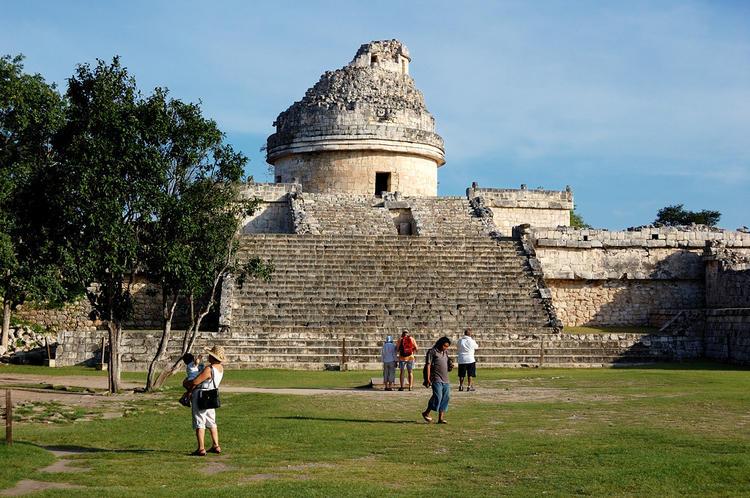 Древняя обсерватория El C