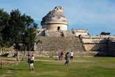 Древняя обсерватория El Caracol