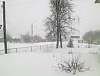 Общий вид на перекресток возле моего дома