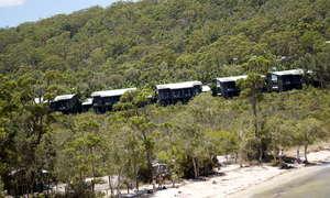 Бунгало отеля Kingfisher Bay Resort