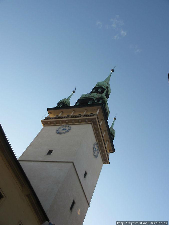 Башня Старой ратуши