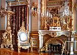 Рабочий кабинет короля.