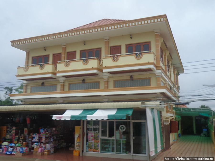 Город Паксе Паксе, Лаос