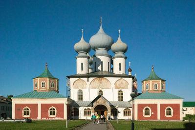 Тихвинский монастырь как часть нашей истории