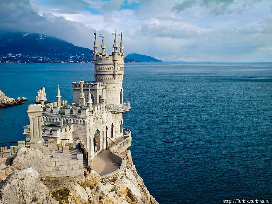 Ласточкино гнездо Республика Крым, Россия