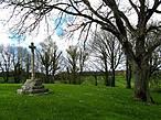Абер-Врак, монастырский сад.