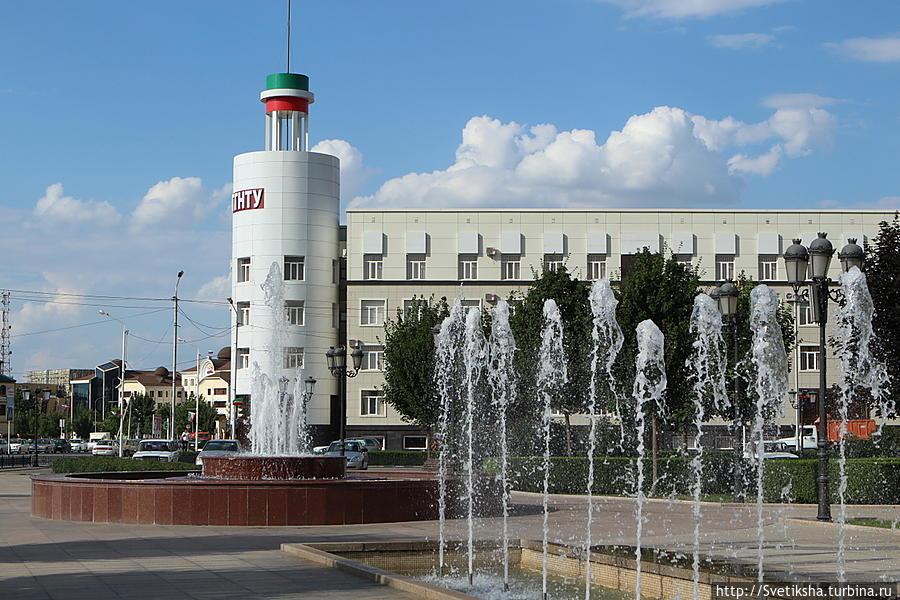 Сердце Чечни Грозный, Россия