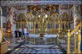 В настоящее время здесь проходят службы, храм открыт для посещения всеми желающими. *