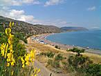 Пляж Чобан-Куле. Красотень!!!
