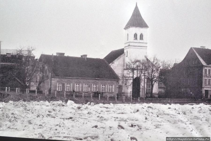 архивное фото Витаутаса Рачаускаса