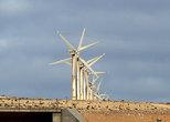 Ветряки на острове дают примерно половину электроэнергии
