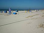 Красивые песчаные просторы побережья. Очень люблю такие места ))