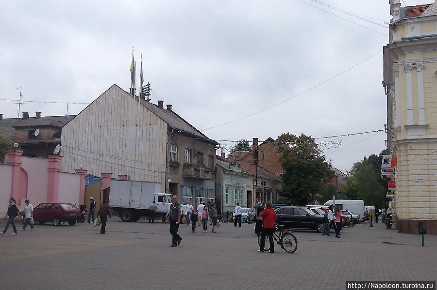 Мадьярская Украина Берегово, Украина