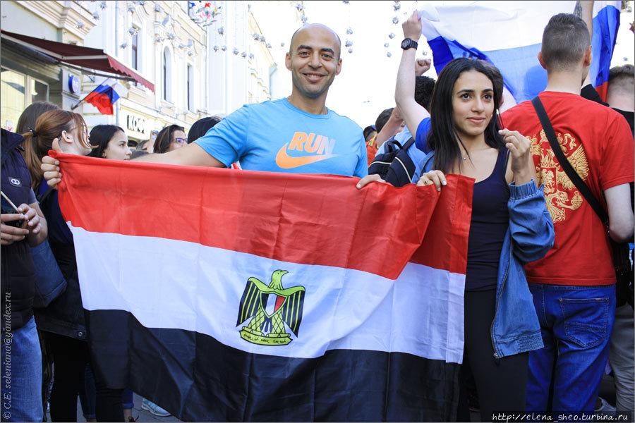 13. Флаг Египта. Правда,