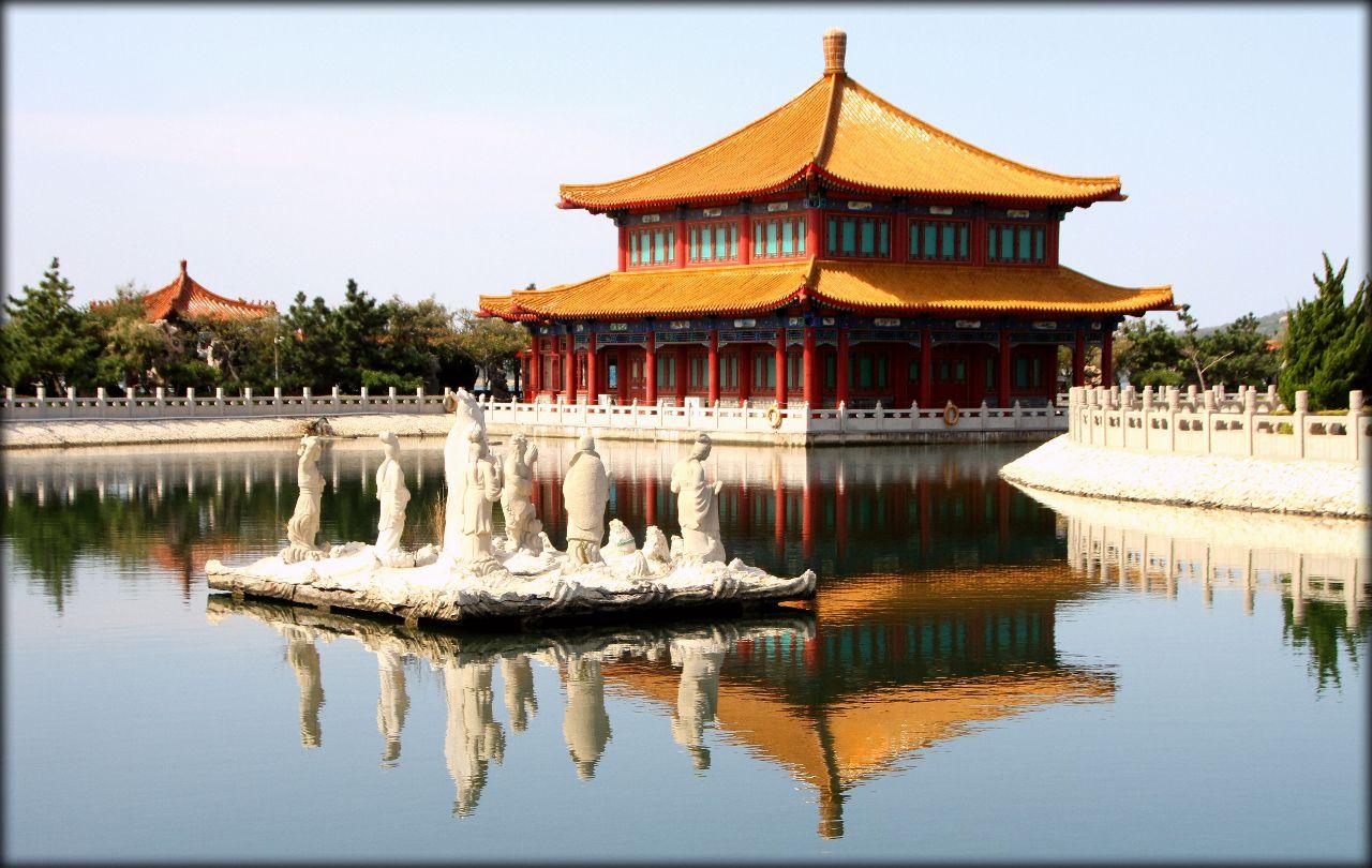 Философия провинции Шаньдун — часть 1 Провинция Шаньдун, Китай