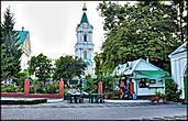 Богоявленский монастырь. При Богоявленском монастыре в 1633 г.  была создана первая школа, типография и больница. В настоящее время находится действующий женский монастырь.