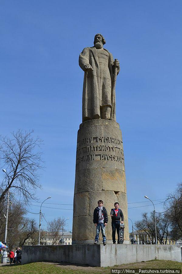 Кострома — сторона белокаменных звонниц Кострома, Россия