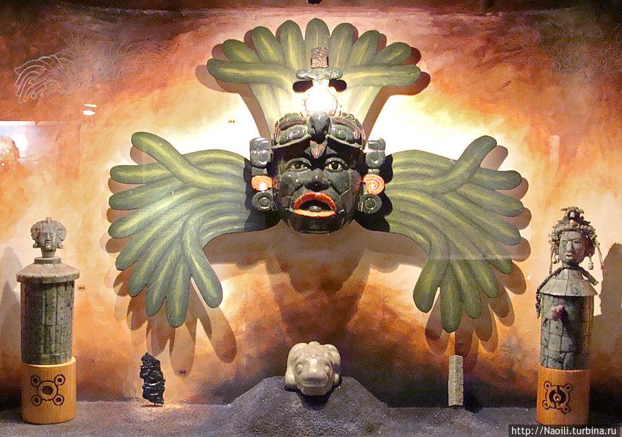 Сокровища Тикаль (майя)