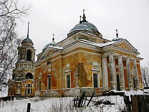 Однако храм Бориса и Глеба очень старицкий. И это благодаря его настоящему строителю и мастеру своего дела Матвею Алексеевичу Чернятину.