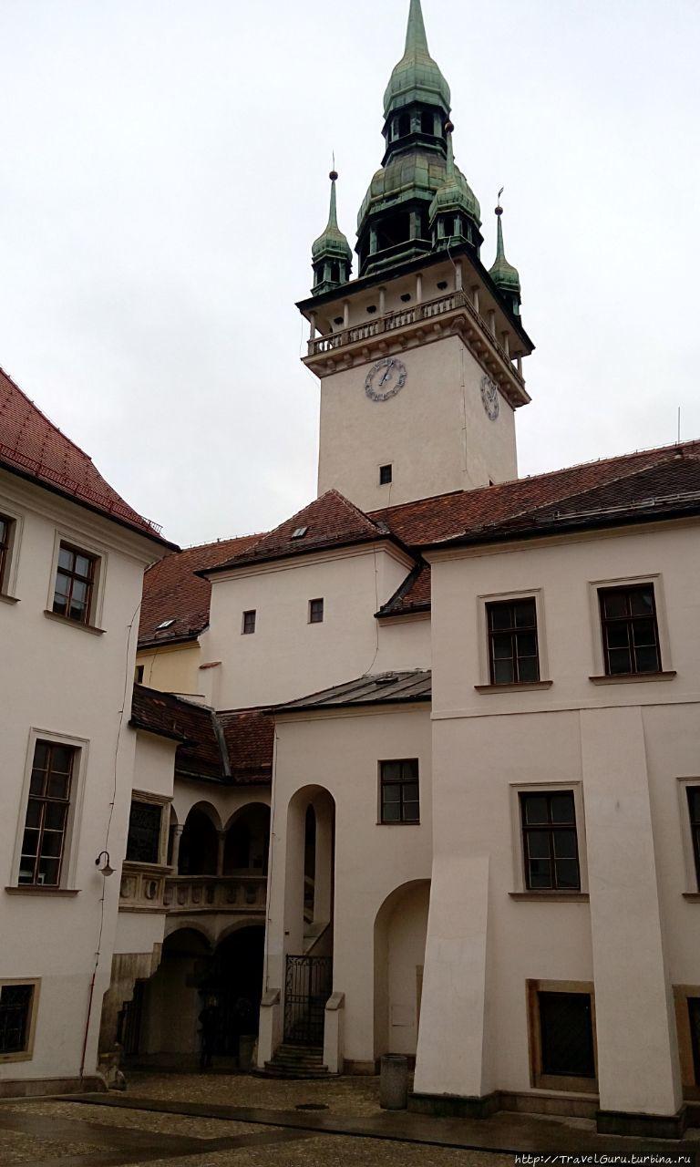 Дворик ратуши