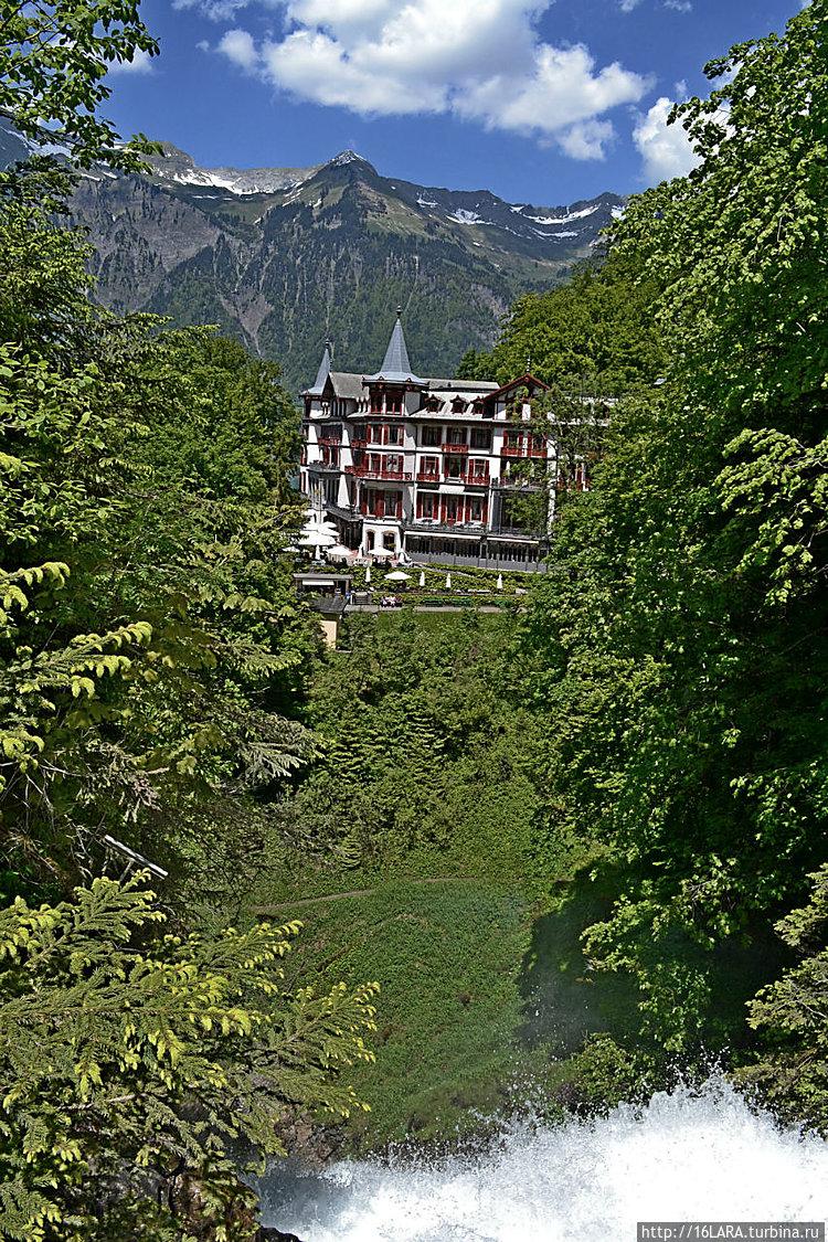 Гостиница Grandhotel Gies