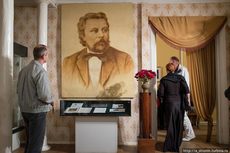В гости к Мусоргскому Наумово, Россия