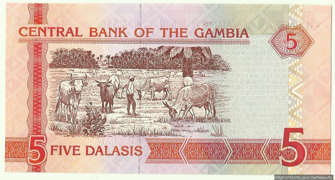Банжул — как мало в этом звуке .. Округ Банжул, Гамбия