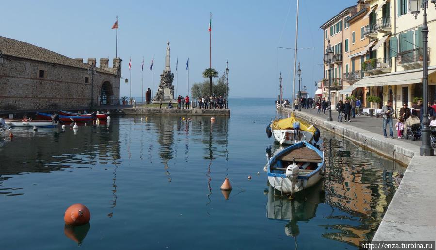 Восточный берег Гарды. Небольшая инструкция по применению Озеро Гарда, Италия