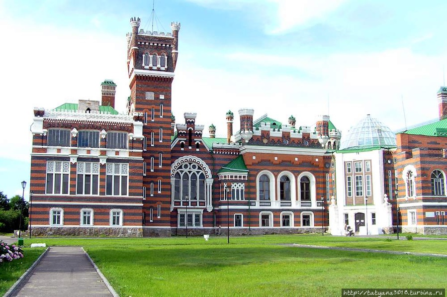 Шереметьевский дворец в мариэл