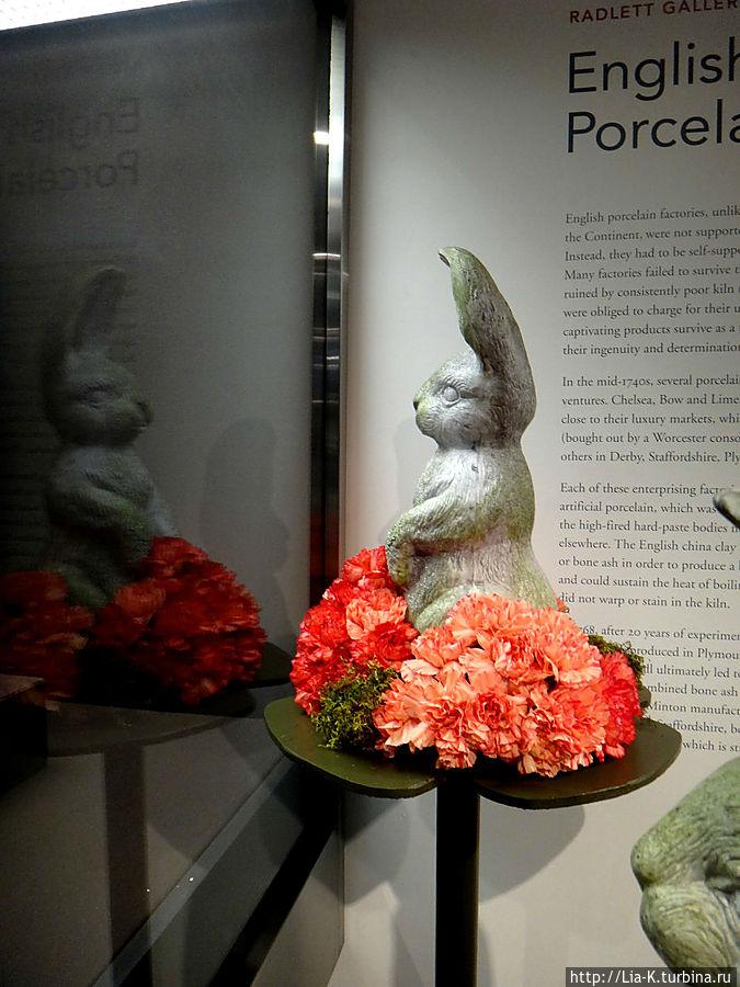 Из выставок Музея Керамики