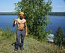 Какая же Волга без рыбы? =)