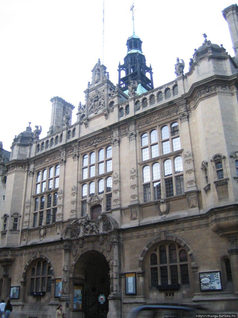 Музей Оксфорда