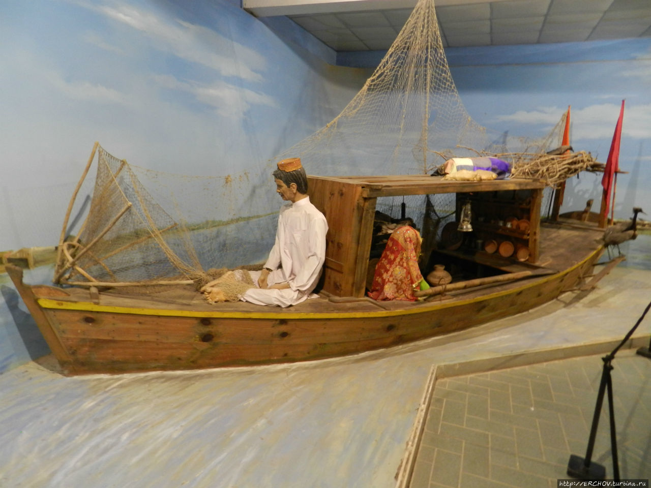 Лок Вирса музей — самый лучший краеведческий музей Пакистана