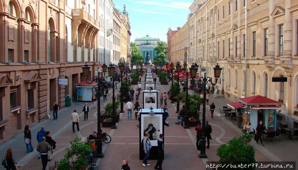 Малая Садовая улица Санкт-Петербург, Россия
